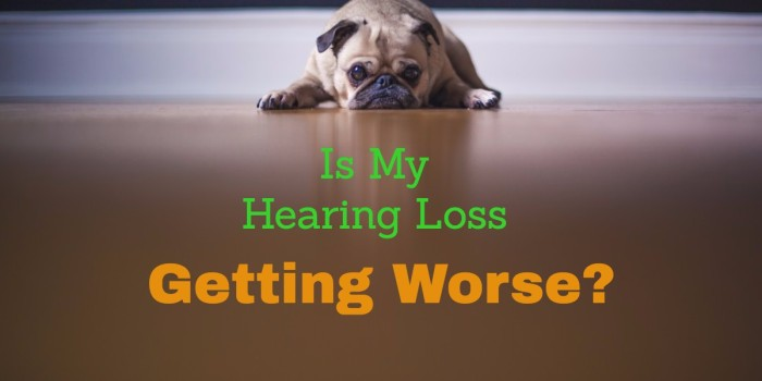 Living With Hearing Loss | A Hearing Los Blog